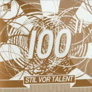 Front View : Various Artists - STIL VOR TALENT 100 PART 2 - Stil Vor Talent / SVT104