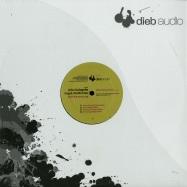 Front View : John Dalagelis, Fog & Kindimmer - RUFF ELEMENTS EP - Diebaudio / da026