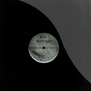 Front View : Tomohiko Sagae - POINTS AND LINES EP (MARK BROOM / ORPHX REMIXES) - Raw Waxes / RWXS003