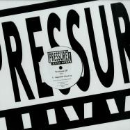 Front View : Barac - VERNIANA EP (180GR) - Pressure Traxx / PTX011