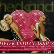 Front View : Hed Kandi - HED KANDI CLASSIC (3XCD) - Hed Kandi / hedk115