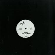 Front View : Sneaker - MEET THE HEAT EP - U L M Records / ULM002