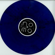 Front View : Unknown - NOMO 002 (BLUE COLOURED VINYL ONLY) - Nomo / Nomo002