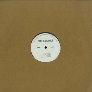Front View : Isherwood / Easy Changes / Nu Zau / Tom Ellis - SYNTHETIC GOLD 1 (180G VINYL) - Synthetic Gold / SGR 001