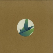 Front View : Long Island Sound - LAST PLACE YOU LOOK EP - Kyoku Records / Kyoku003