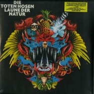 Front View : Die Toten Hosen - LAUNE DER NATUR / LEARNING ENGLISH LESSON 2 (180G 3X12 LP + 2XCD + POSTER) - Warner / 6505645