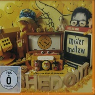 Front View : Washed Out - MISTER MELLOW (CD) - Stones Throw / STH2387