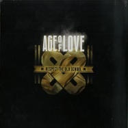 Front View : Various Artists - AGE OF LOVE 10 YEARS (10X12 INCH) - 541 LABEL / 541709