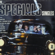 Front View : The Specials - THE SPECIALS SINGLES (LP) - Chrysalis Records / CHRTT5010 / 7517188