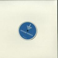 Front View : CINTHIE - NINETEASE / TREIZE - GROUND SERVICE RECORDS / GROUND002