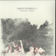 Front View : Various Artists - Family Horror X Good Times (3LP + Booklet) - Kann Records / Kann36