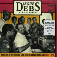 Front View : Various Artists - DISQUES DEBS INTERNATIONAL(1960-1972) (2LP) - Strut Records / STRUT187LP / 05162481