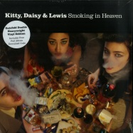 Front View : Kitty, Daisy & Lewis - SMOKING IN HEAVEN (2X12 LP + MP3) - Sunday Best / SBESTLP44