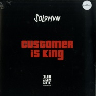Front View : Solomun - CUSTOMER IS KING (VINYL + MP3) - Diynamic Music / Diynamic100