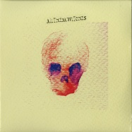 Front View : All Them Witches - ATW (RED 2LP) - New West Records / 39145881