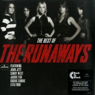 Front View : The Runaways - THE BEST OF THE RUNAWAYS (180G LP + MP3) - Universal / 6767305
