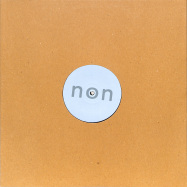 Front View : Luigi Tozzi - TENDER IS THE NIGHT - Non Series / NON035