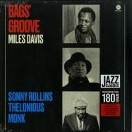 Front View : Miles Davis - BAGS GROOVE (180G LP) - WaxTime / 772267 / 9041157