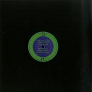 Front View : Vinyl Speed Adjust - CINEMATIQUE EP - Pleasure Zone / PLZ032