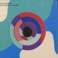 Front View : John Digweed - JOHN DIGWEED - LAST NIGHT AT OUTPUT (6XCD) - Bedrock / BEDOUTCD