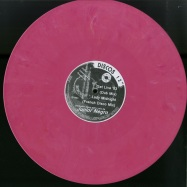 Front View : Junior Negro - GET LIVE 83 - (1-SIDED) (COLOURED VINYL) - Unknown / D1919