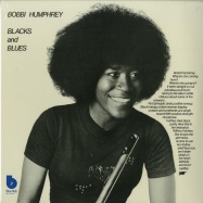 Front View : Bobbi Humphrey - BLACK AND BLUES (LP) - Blue Note / 7752697