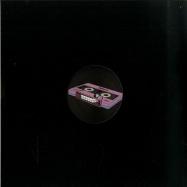 Front View : Zero B - LOCK UP - REMIXES (2X12 INCH) - Food Music / YUM502V