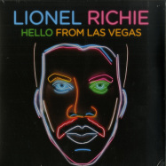 Front View : Lionel Richie - HELLO FROM LAS VEGAS (2LP) - Capitol / 7786752
