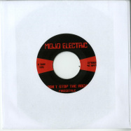 Front View : Freestyle - DONT STOP THE ROCK (7 INCH) - Mojo Electric / EM002