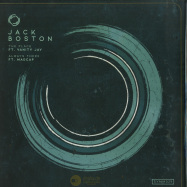 Front View : Jack Boston - THE PLACE / ALWAYS THERE - Symmetry / SYMM029
