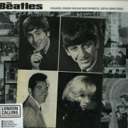 Front View : The Beatles - PARIS 20TH JUNE 1965 (GREEN 180G LP) - London Calling / LCALP 5026G