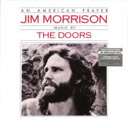 Front View : Jim Morrison & The Doors - AN AMERICAN PRAYER (180G LP) - Rhino / 0349784987