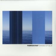 Front View : Fabrizio Rat - SHADES OF BLUE (LP) - La Machina / LAMACHINALP01