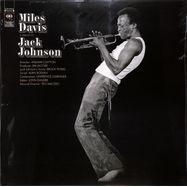 Front View : Miles Davis - A TRIBUTE TO JACK JOHNSON (LP + MP3) - Columbia / 19075950871