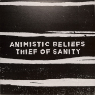 Front View : Animistic Beliefs - THIEF OF SANITY - brokntoys / BT45