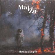Front View : Mat Zo - ILLUSION OF DEPTH (LP) - Anjunabeats / ANJLP85