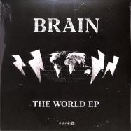 Front View : Brain - THE WORLD EP (2X12 INCH) - Planet E / PLE65401-6