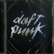 Front View : Daft Punk - DISCOVERY (CD) - Parlophone Label Group (plg) / 2435427822