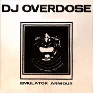 Front View : DJ Overdose - EMULATOR ARMOUR (2LP) - L.I.E.S. / LIES-159