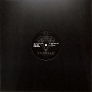Front View : Introversion - HELL ON EARTH EP (REPRESS) - Emerald / EMERALD003RP