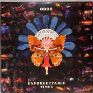 Front View : MollonoBass feat Marc Vogler / Kombinat100 - UNFORGETTABLE TIMES - 3000 Grad / 3000-1000