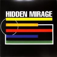 Front View : Hidden Mirage - HIDDEN MIRAGE (MINI LP) - Altered Sense Special / AS SPECIAL 001