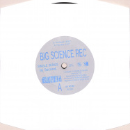 Front View : Second. - THE BEACH / THE MALL (7 INCH) - Big Science Records / BGSC2104