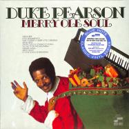 Front View : Duke Pearson - MERRY OLE SOUL (LP) - Blue Note / 3808954
