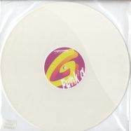 Front View : Restless And Volatile - PLAYER (WHITE VINYL) - G Funk d / gfunk009