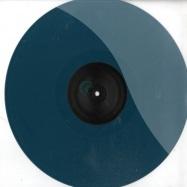 Front View : Arne Weinberg pres - ONMUTA MECHANICKS (COLOURED VINYL) - Echocord Colour 001