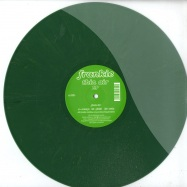 Front View : Frankie - THIN AIR EP (GREEN COLOURED VINYL) - Faste Music / Faste004