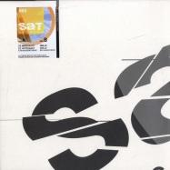 Front View : Schaeufler & Zovsky - EIN TAG AM MEER (INCL BEN ANDERS & FUNKWERKSTATT RMXS) - Simple as That / satr003