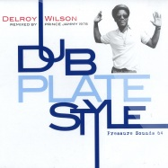 Front View : Delroy Wilson - DUB PLATE STYLE - REMIXED BY PRINCE JAMMY 1978 (2X12 INCH LP) - Pressure Sounds / PSLP0064