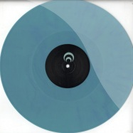 Front View : Luke Hess - MICHIGAN CENTRAL STATION EP (COLOURED VINYL) - Echocord Colour 012